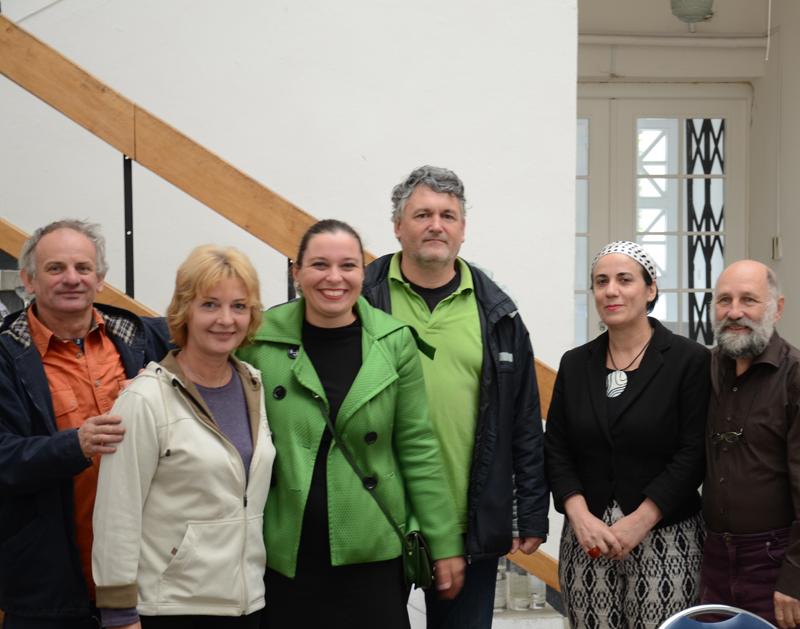 Tabăra internațională de la Baia Mare 2013