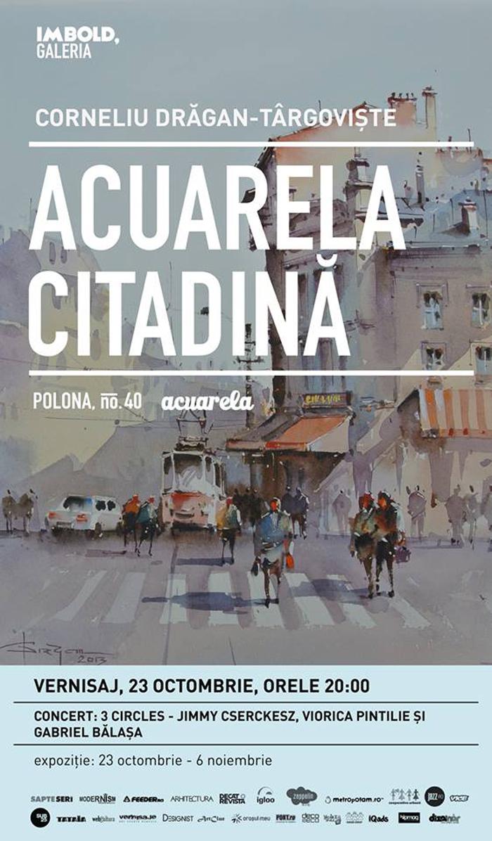 Corneliu Dragan-Targoviste @ Galeria Imbold