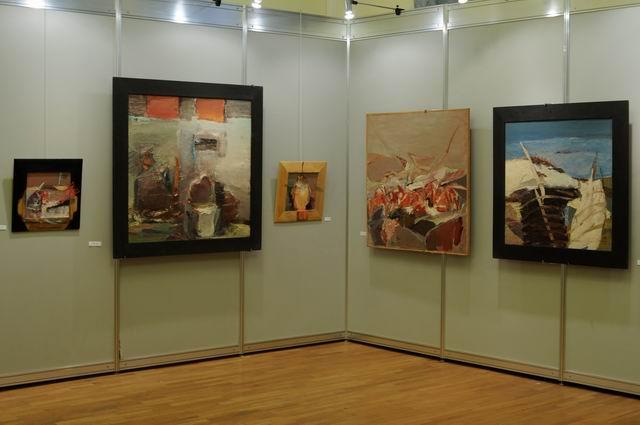 Doina Moisescu – Herivan @ Muzeul Municipiului Bucuresti