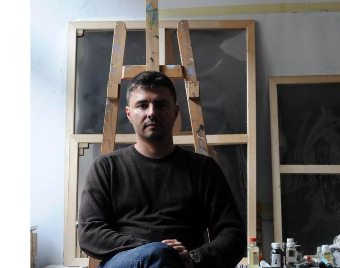portret de atelier