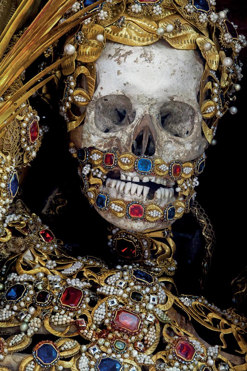 Catacomb Saints Photographed by Paul Koudounaris