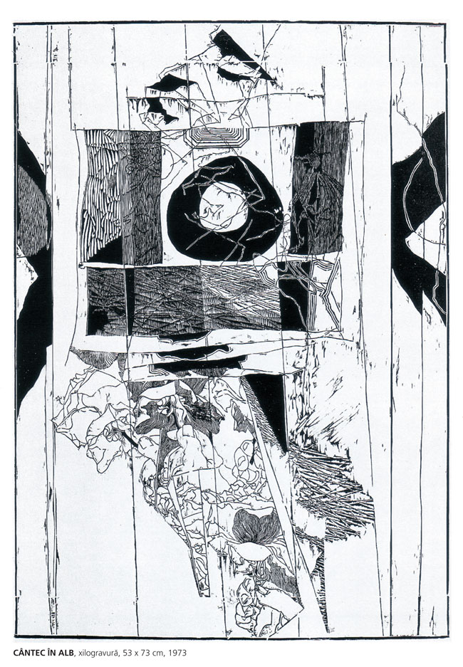 Desen și Xilogravură la Palatul Mogoșoaia
