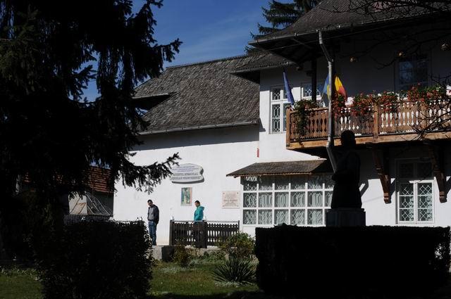 muzeul memorial nicolae grigorescu -  campina - foto lucian muntean 8482