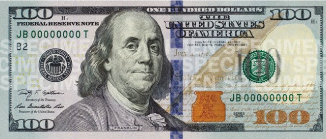 Redesigned $100 Bill Released Into Circulation