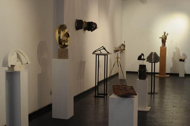 Salonul de sculptură mică 2013