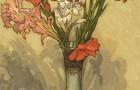Nicolae Tonitza - Gladiole -  80. 000 – 130. 000 Euro