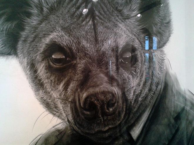 """Valeriu Mladin, """"Political Bestiary"""" @ Casa Artelor, Centrul Cultural Palatele Brâncovenești Mogoșoaia"""