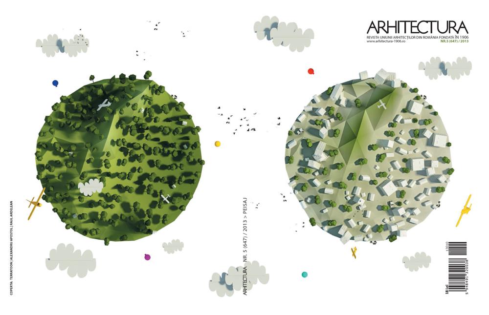 Arhitectura ca peisaj @ Revista Arhitectura