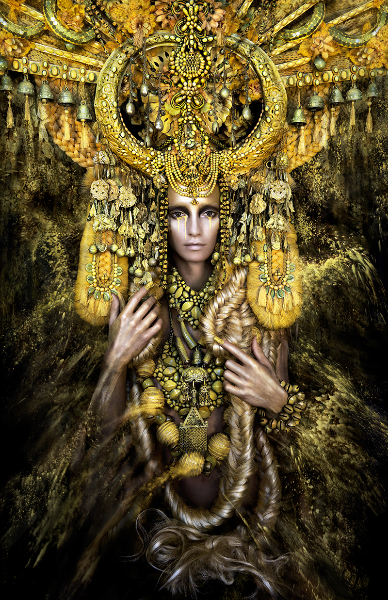 Fantasy Wonderland – The Delicate And Beautiful World of Kirsty Mitchell
