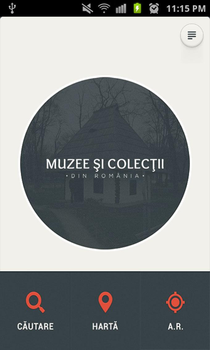 Ghidul complet al muzeelor și colectiilor din România pe telefonul mobil