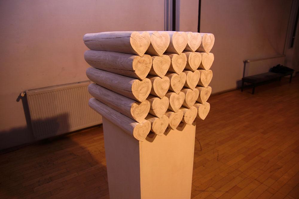 """Peter Madaras """"Inimiu"""" @ ATELIER 030202, București, galeria de imagini"""