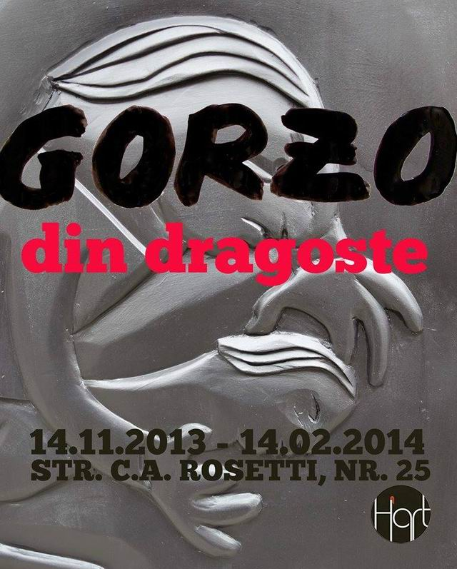 Gorzo – Din dragoste  @ H'art Gallery