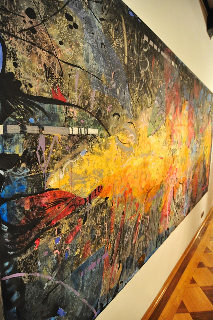 """Romul Nuțiu și Cristian Sida """"Multiverse"""" @ 418 Contemporary Art Gallery, București"""