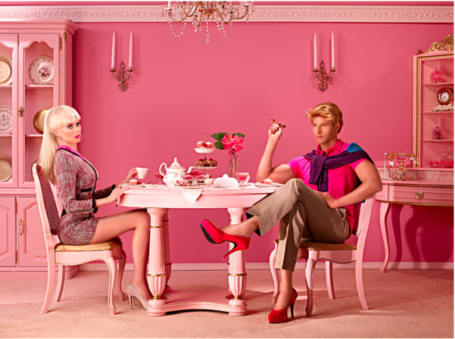In The Dollhouse, A Photo Series That Captures The Less Than Perfect Life of Barbie & Ken by Dina Goldstein
