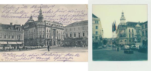 Cluj-Napoca atunci/acum