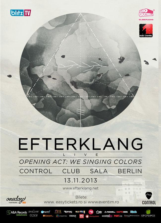 Efterklang: două videoclipuri noi și un debut de turneu sold-out !