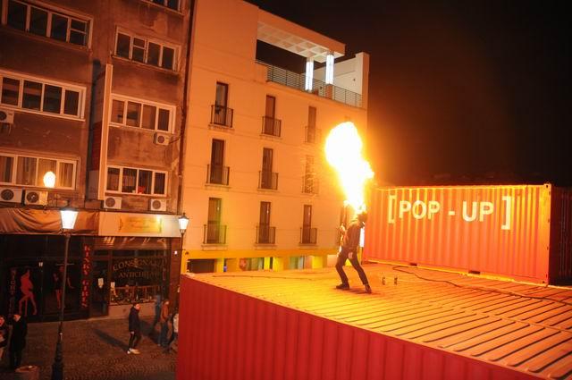 Street Art Museum – Centrul Pop-Up Bucuresti