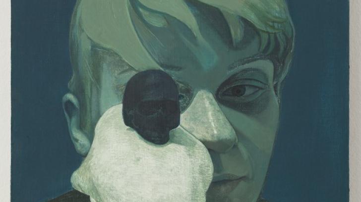 "Victor Man desemnat de Deutsche Bank ""Artistul Anului"" 2014"