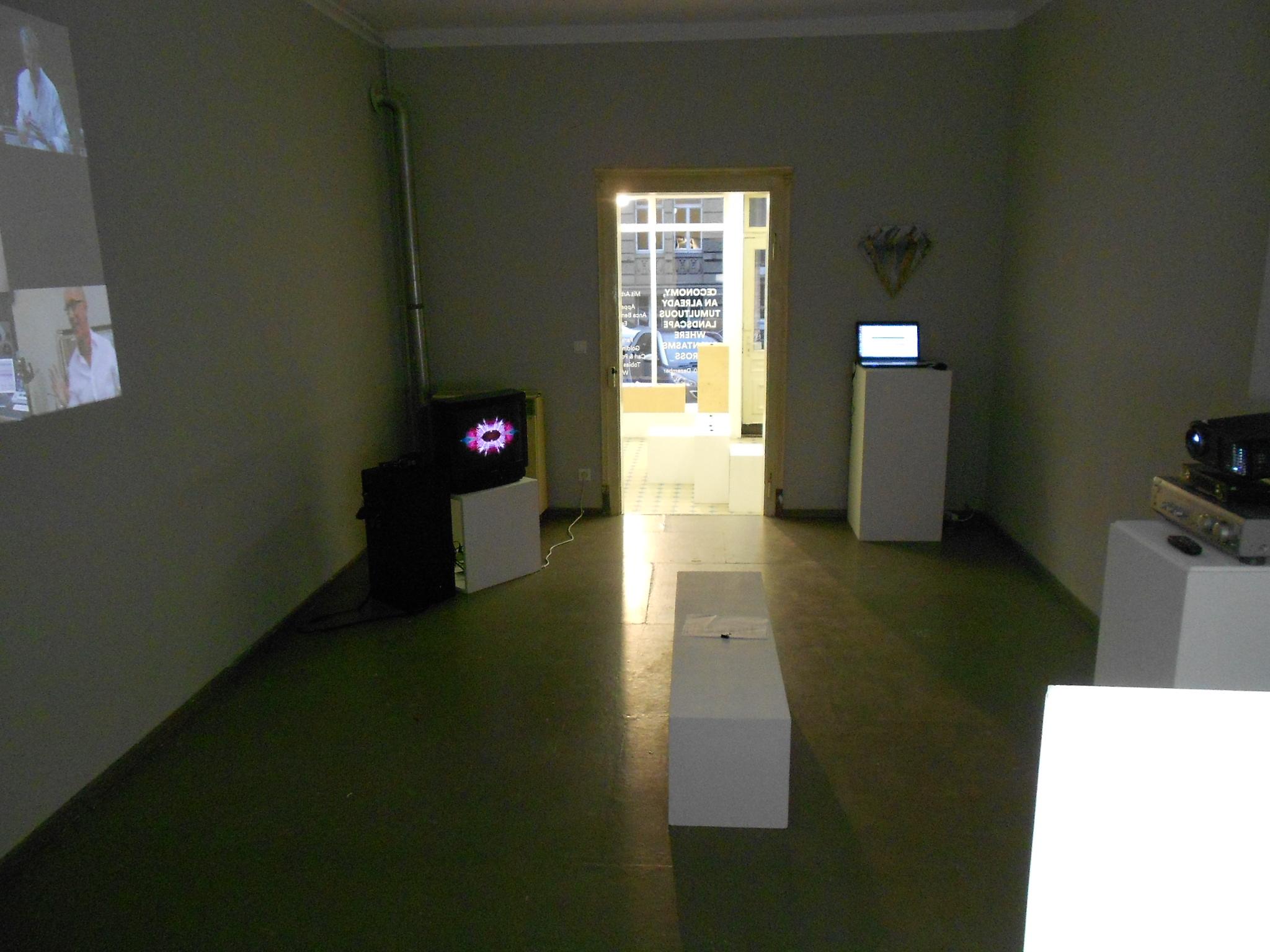 10. +ôconomy (exhibition view room two)