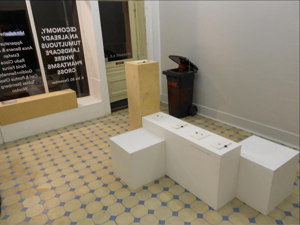 2. +ôconomy (exhibition view room one)