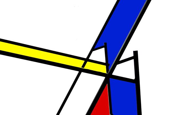 """""""daca Mondrian era fotograf"""""""