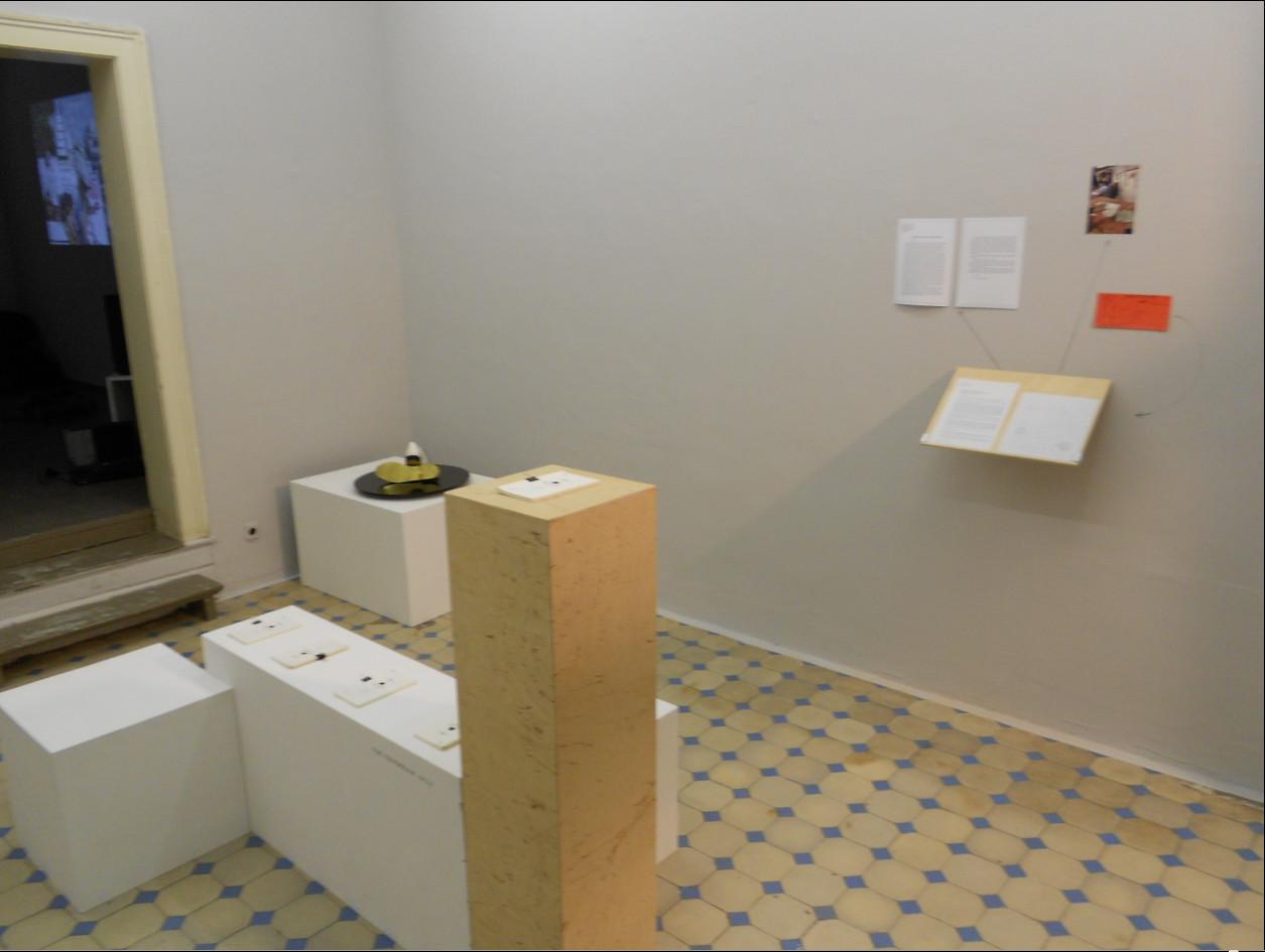 3. +ôconomy (exhibition view room one)