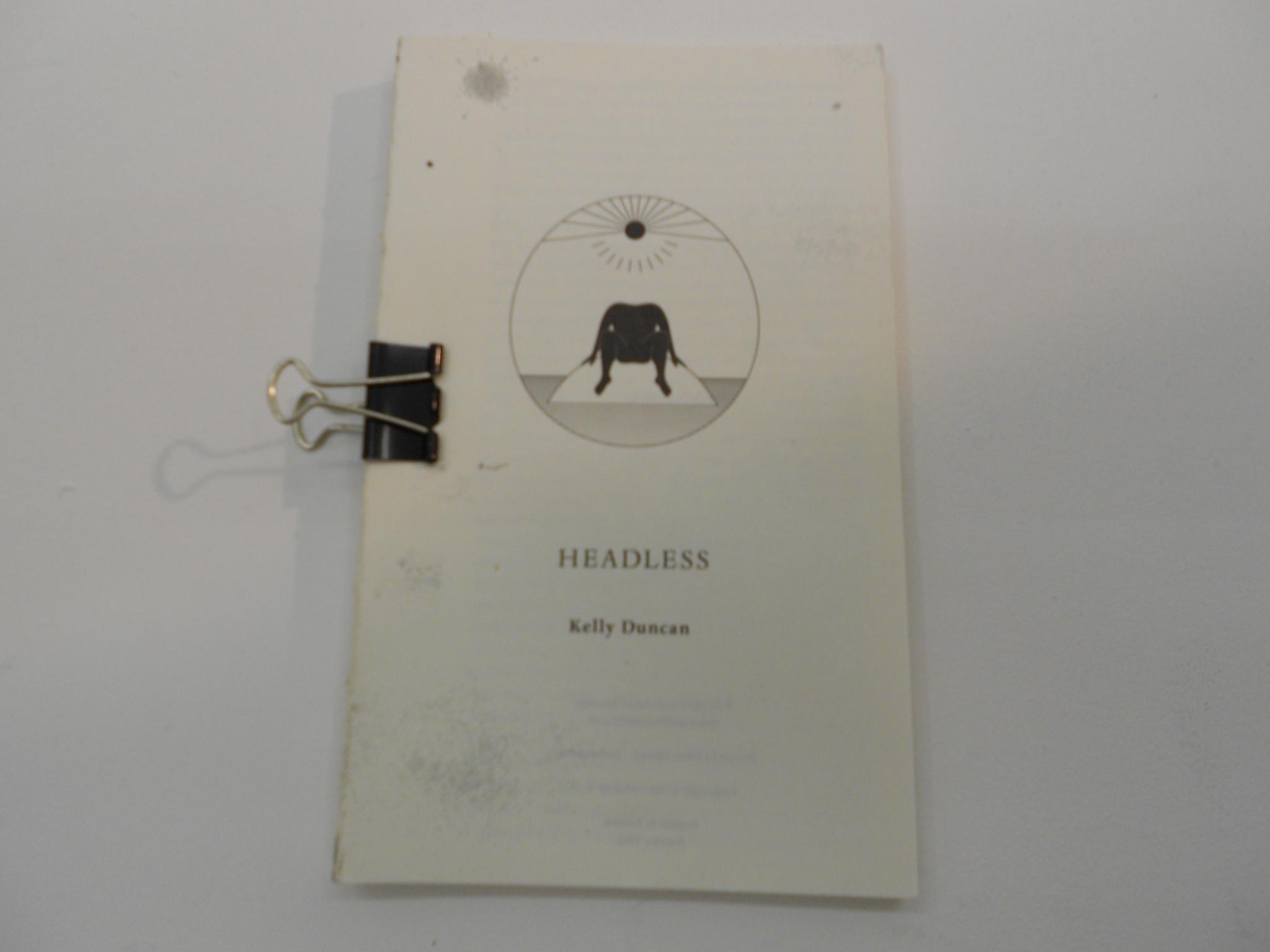 5. Goldin+Senneby - Looking for Headless (books)