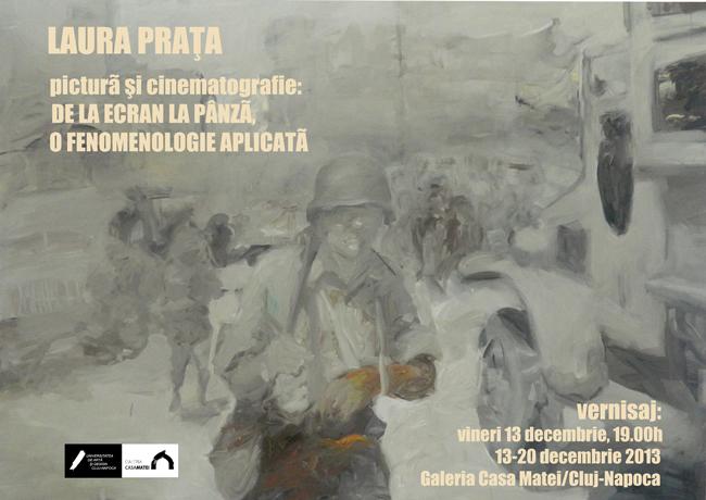 Expoziție de pictură Laura Prața @ Galeria Casa Matei, Cluj-Napoca