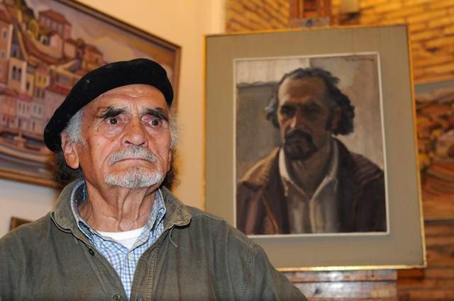 Giorgos Pitsios -  atelier pictura - Atena - Grecia - foto lucian muntean03
