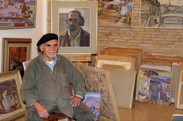 Giorgos Pitsios -  atelier pictura - Atena - Grecia - foto lucian muntean06