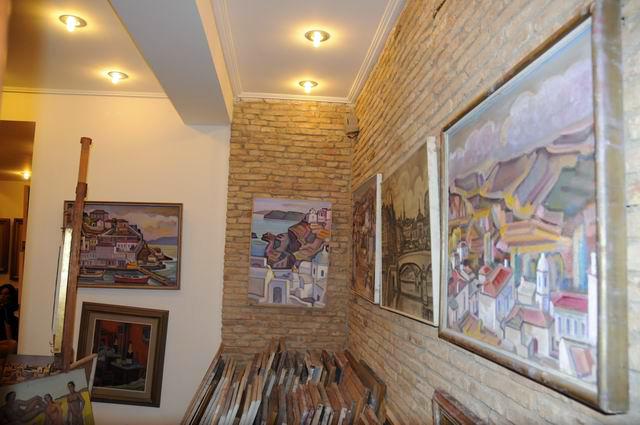Giorgos Pitsios -  atelier pictura - Atena - Grecia - foto lucian muntean12