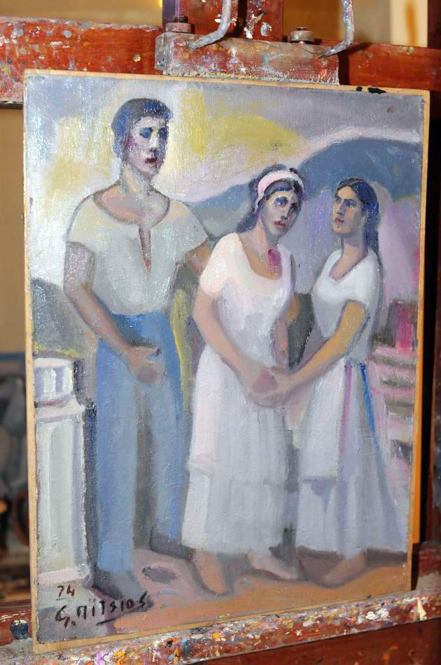 Giorgos Pitsios -  atelier pictura - Atena - Grecia - foto lucian muntean18