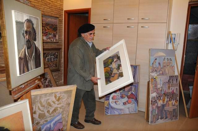 Giorgos Pitsios -  atelier pictura - Atena - Grecia - foto lucian muntean22