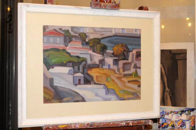 Giorgos Pitsios -  atelier pictura - Atena - Grecia - foto lucian muntean30