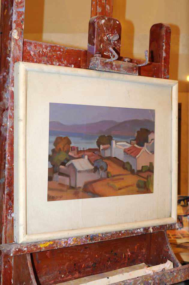 Giorgos Pitsios -  atelier pictura - Atena - Grecia - foto lucian muntean31