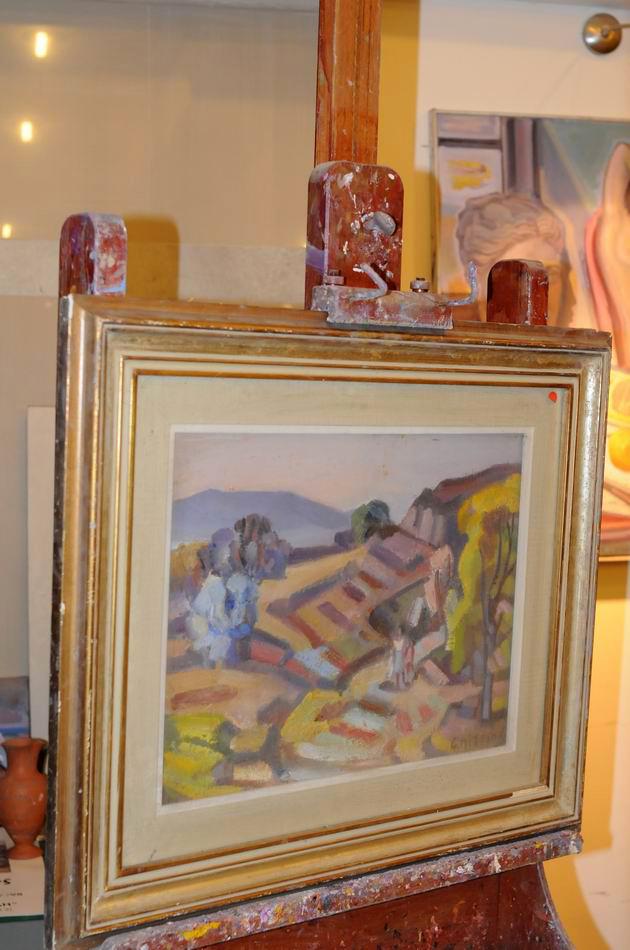 Giorgos Pitsios -  atelier pictura - Atena - Grecia - foto lucian muntean32