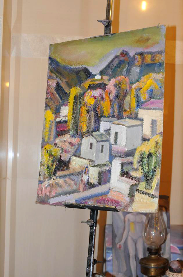 Giorgos Pitsios -  atelier pictura - Atena - Grecia - foto lucian muntean33
