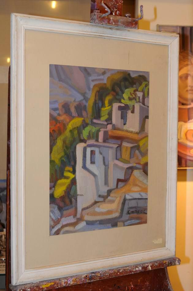 Giorgos Pitsios -  atelier pictura - Atena - Grecia - foto lucian muntean35