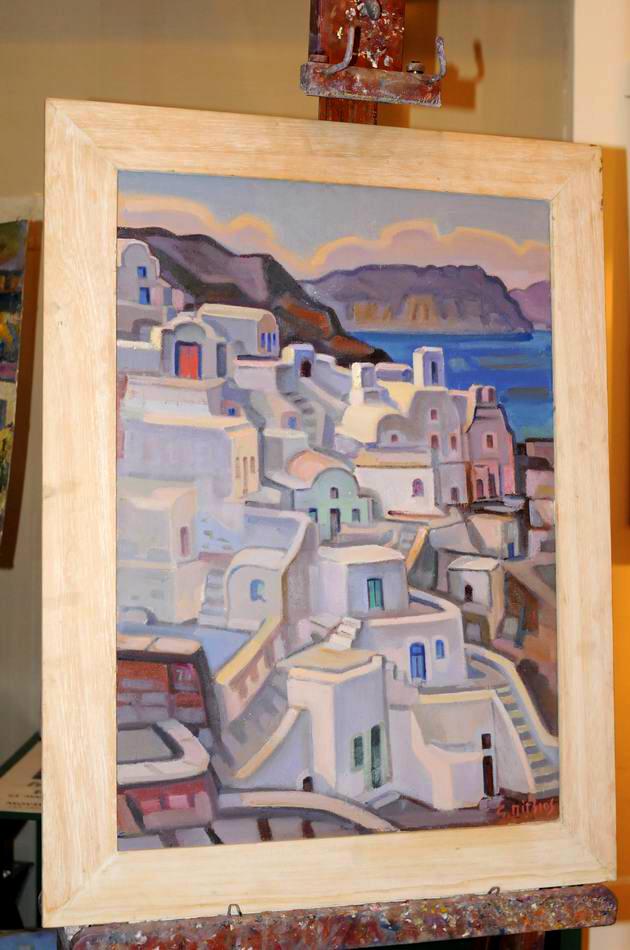 Giorgos Pitsios -  atelier pictura - Atena - Grecia - foto lucian muntean38
