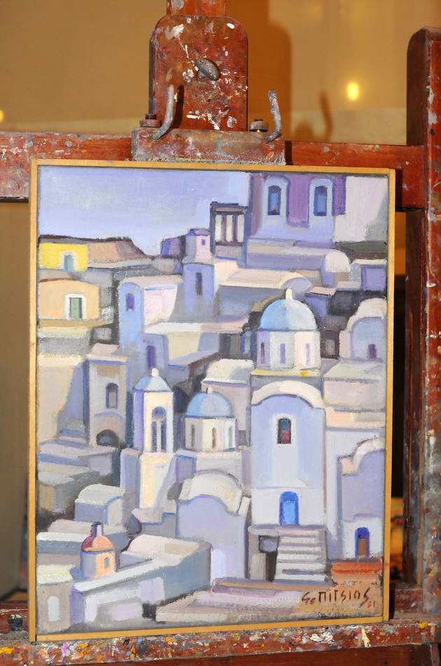 Giorgos Pitsios -  atelier pictura - Atena - Grecia - foto lucian muntean39
