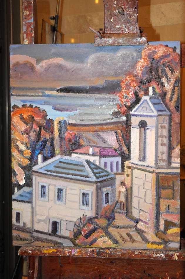 Giorgos Pitsios -  atelier pictura - Atena - Grecia - foto lucian muntean42