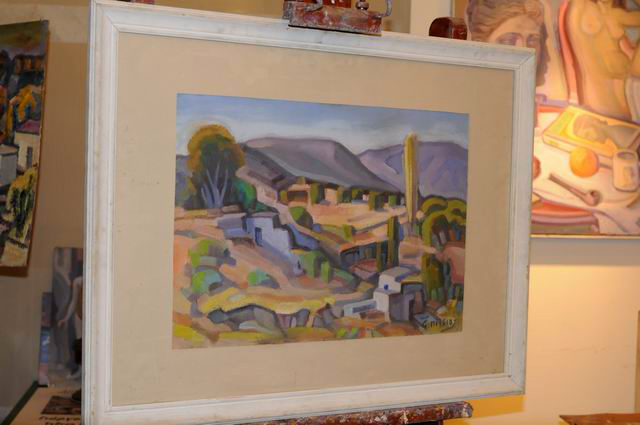 Giorgos Pitsios -  atelier pictura - Atena - Grecia - foto lucian muntean44