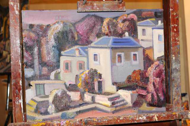 Giorgos Pitsios -  atelier pictura - Atena - Grecia - foto lucian muntean45
