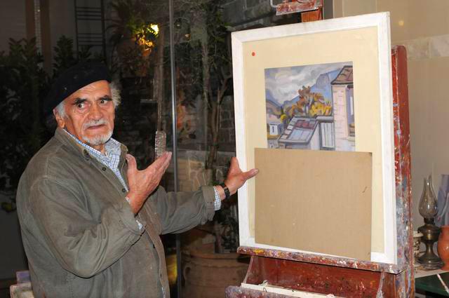 Giorgos Pitsios -  atelier pictura - Atena - Grecia - foto lucian muntean46