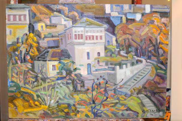 Giorgos Pitsios -  atelier pictura - Atena - Grecia - foto lucian muntean47