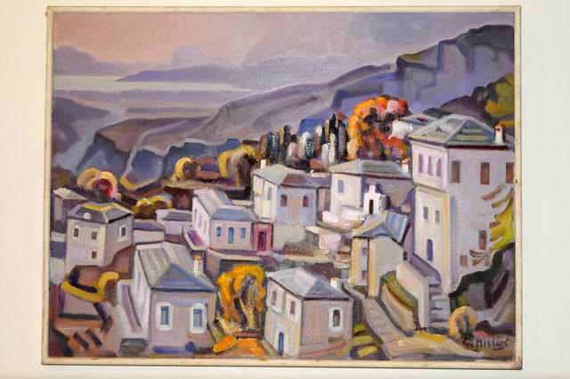Giorgos Pitsios -  atelier pictura - Atena - Grecia - foto lucian muntean48