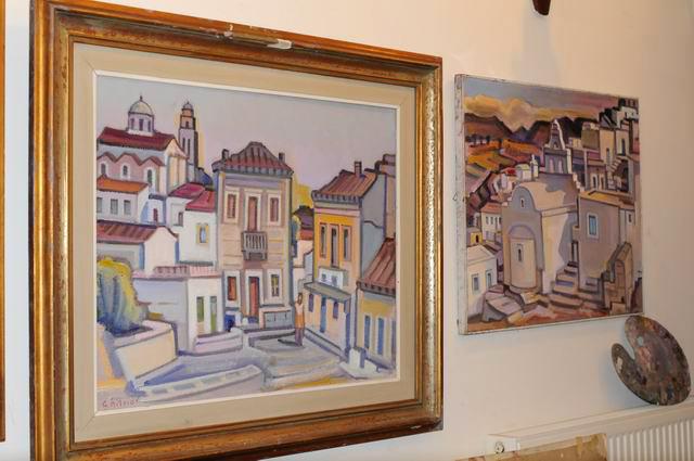 Giorgos Pitsios -  atelier pictura - Atena - Grecia - foto lucian muntean50