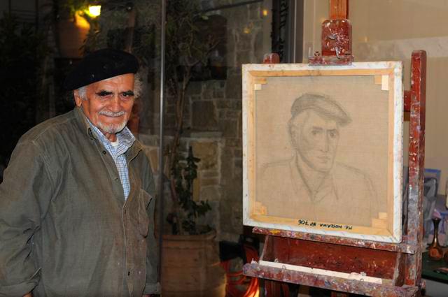 Giorgos Pitsios -  atelier pictura - Atena - Grecia - foto lucian muntean55