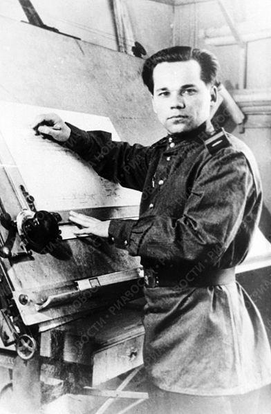 Mikhail Kalashnikov 1919 – 2013