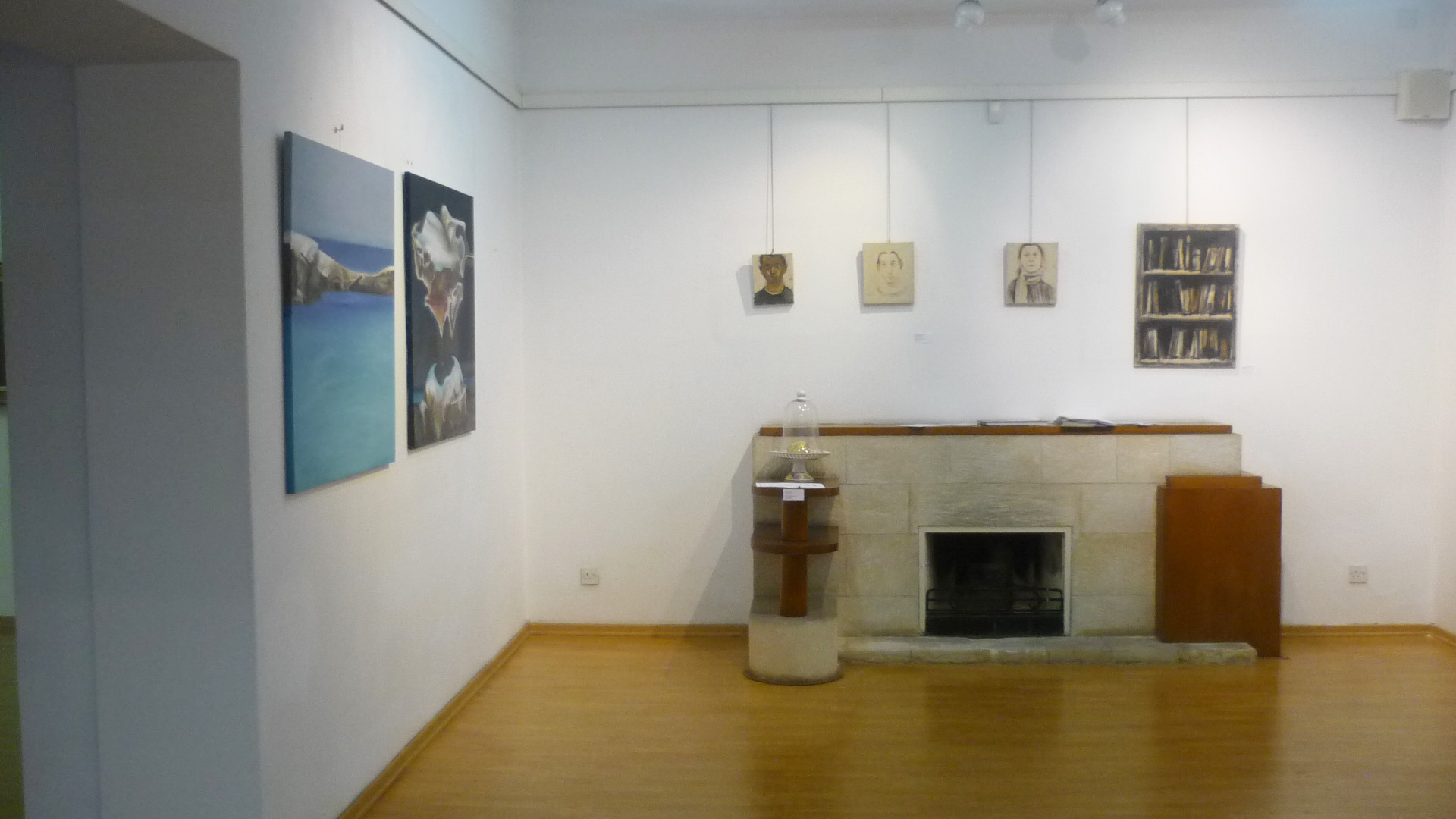 "Expoziția de grup ""Art Connections – Human Nature"" @ Limassol, Cipru"